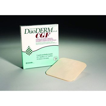 DuoDERM CGF Control Gel Formula Dressing Box of 50