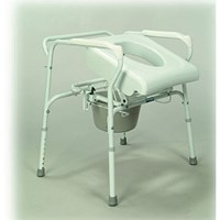 Uplift Commode Assist - Lifting Commode Chair