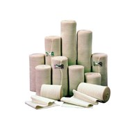 Medicom Elastic Bandages Case of 50 - 4 in. x 5 yd.
