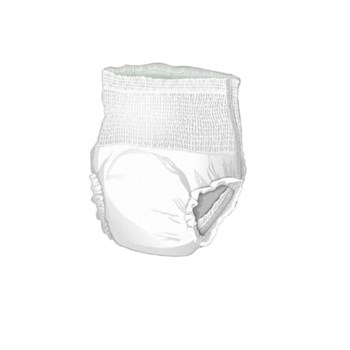 2XL Protective Extra-Absorbent Disposable Underwear - Pack of 48
