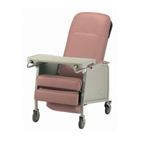 3 Position Recliner Geri Chair - Rosewood
