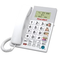 Picture of First Alert Big Button Telephone with Emergency Key