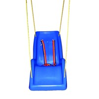 Skillbuilders Full-Body Reclining Swing Seat with 8-ft Chain