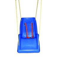 Skillbuilders Full-Body Reclining Swing Seat with 10-ft Chain