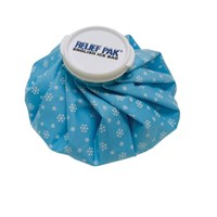 Relief Pak English Ice Cap Reusable Ice Bag - 9-in Diameter