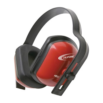 Califone Hearing Safe Hearing Protector Dual Ear Muff Noise Blockers