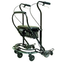 U-Step Walking Stabilizer - Walker - Tall - 6-foot 1 to 6-foot 3