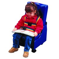 Skillbuilders 2-piece Mobile Floor Sitter-Feeder Seat System - Small