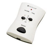 Clearsounds Portable Phone Amplifier - White