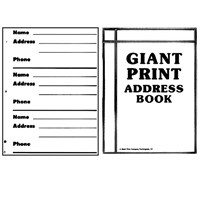 Picture of Giant Print - Refills