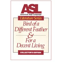 ASL Literature Series - Collectors Edition -VHS