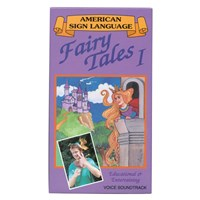 ASL Stories on Video- Fairy Tales I -VHS