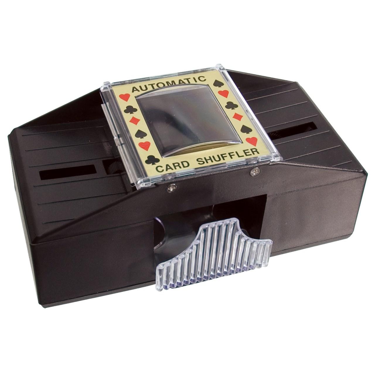 Maxiaids Automatic Card Shuffler