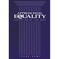 Book - Approaching Equality