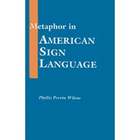 Book - Metaphor in American Sign Language