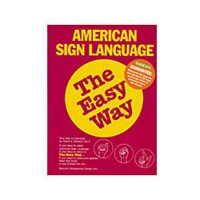 Book - ASL- The Easy Way