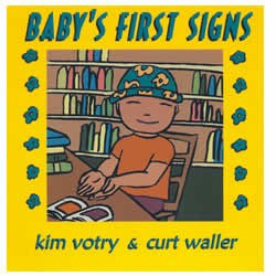 Book - Babys First Signs