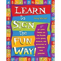 Book - Learn to Sign the Fun Way