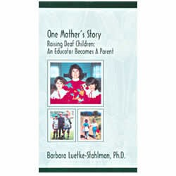 Book - One Mothers Story