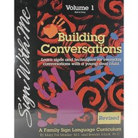 Sign With Me - Volume 1- Building Conversations -VHS