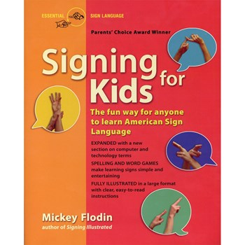 Signing for Kids