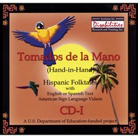 Tomados de la Mano - CD I, CD-Rom Program