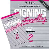 Signing Naturally-Level 2 -Teachers Curriculum  DVD Version
