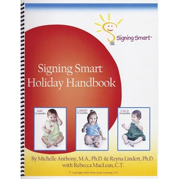 Signing Smart Holiday Handbook 34 Pages