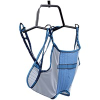 U-Sling Padded - Polyester-Medium for Patient Lift
