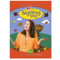 Signing Time Series 2 - Volume 4- My Favorite Season -DVD