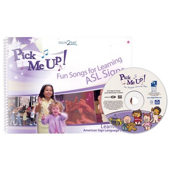 Pick Me Up- Music CD and Activity Guide
