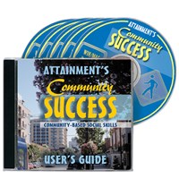 Community Success Software- Five CDs