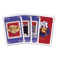 Pit - Corner the Market Card Game- Braille