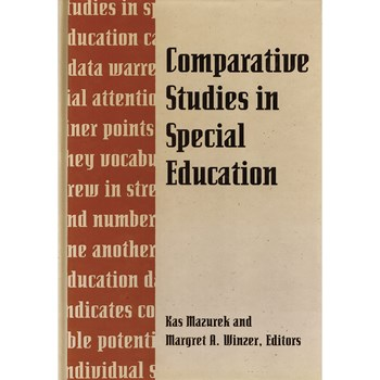 Comparitive Studies in Special Education