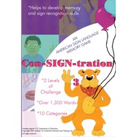 Con-SIGN-Tration 3 -CDRom