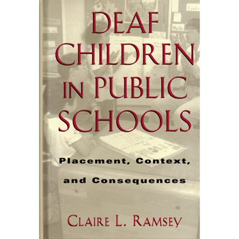 Deaf Children in Public Schools