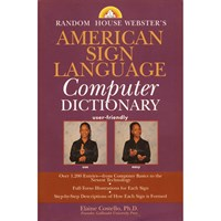 Random House Websters- ASL Computer Dictionary