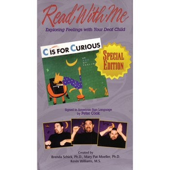 Read with Me- C is for Curious -VHS