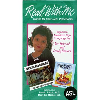 Read with Me -Set 2  - VHS