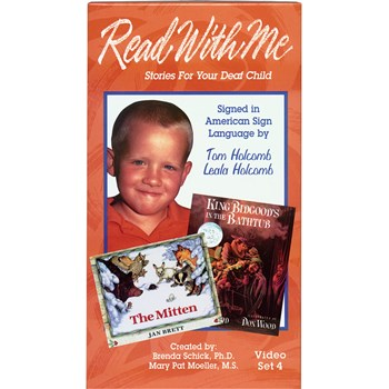 Read with Me -Set 4  - VHS