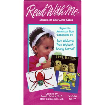 Read with Me -Set 7  - VHS