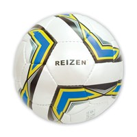 Reizen Firestorm Soccer Ball with Rattle