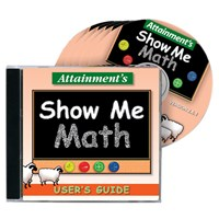 Show Me Math Software- Five CDs