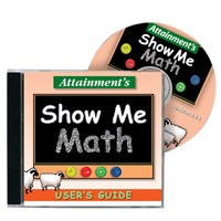 Show Me Math Software- One CD