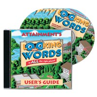 Looking for Words Software- Five CDs