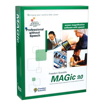 MAGic PRO - Screen Magnification - Non-Speech