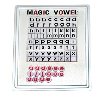 Magic Vowel