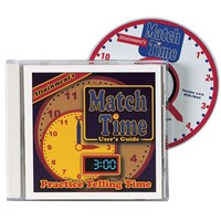 MatchTime Software- One CD