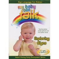 My Baby Can Talk - Exploring Signs -DVD