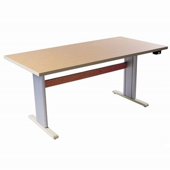 Accessible Activity-PC Table-Power Adjust-DS - 40 inches long